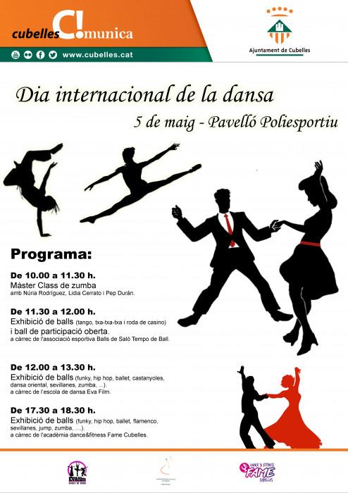 Dia Internacional de la dansa a Cubelles