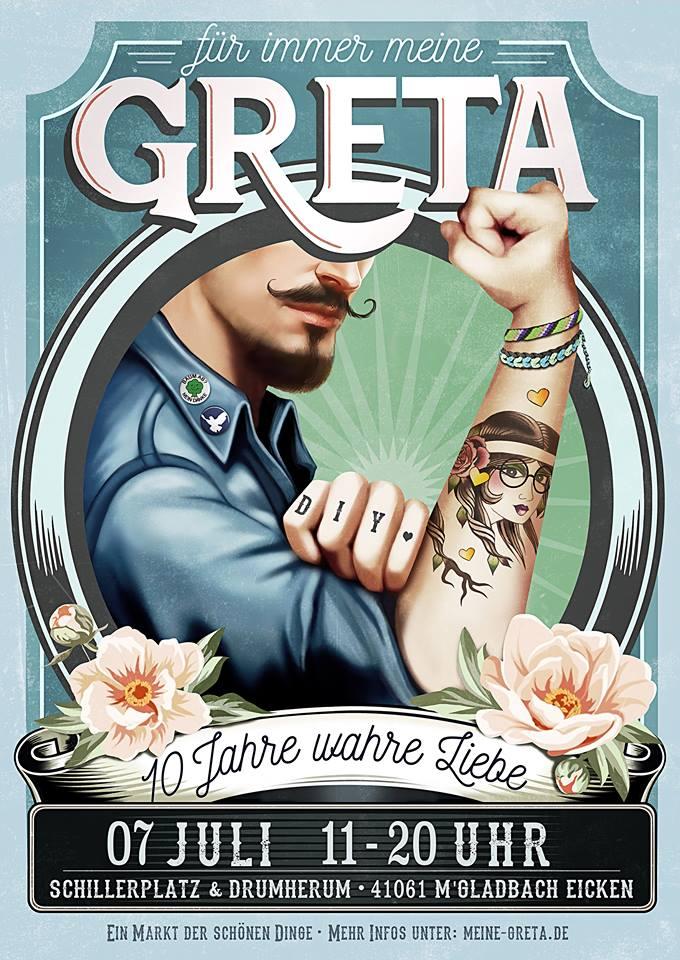 Cartell del Greta 2019