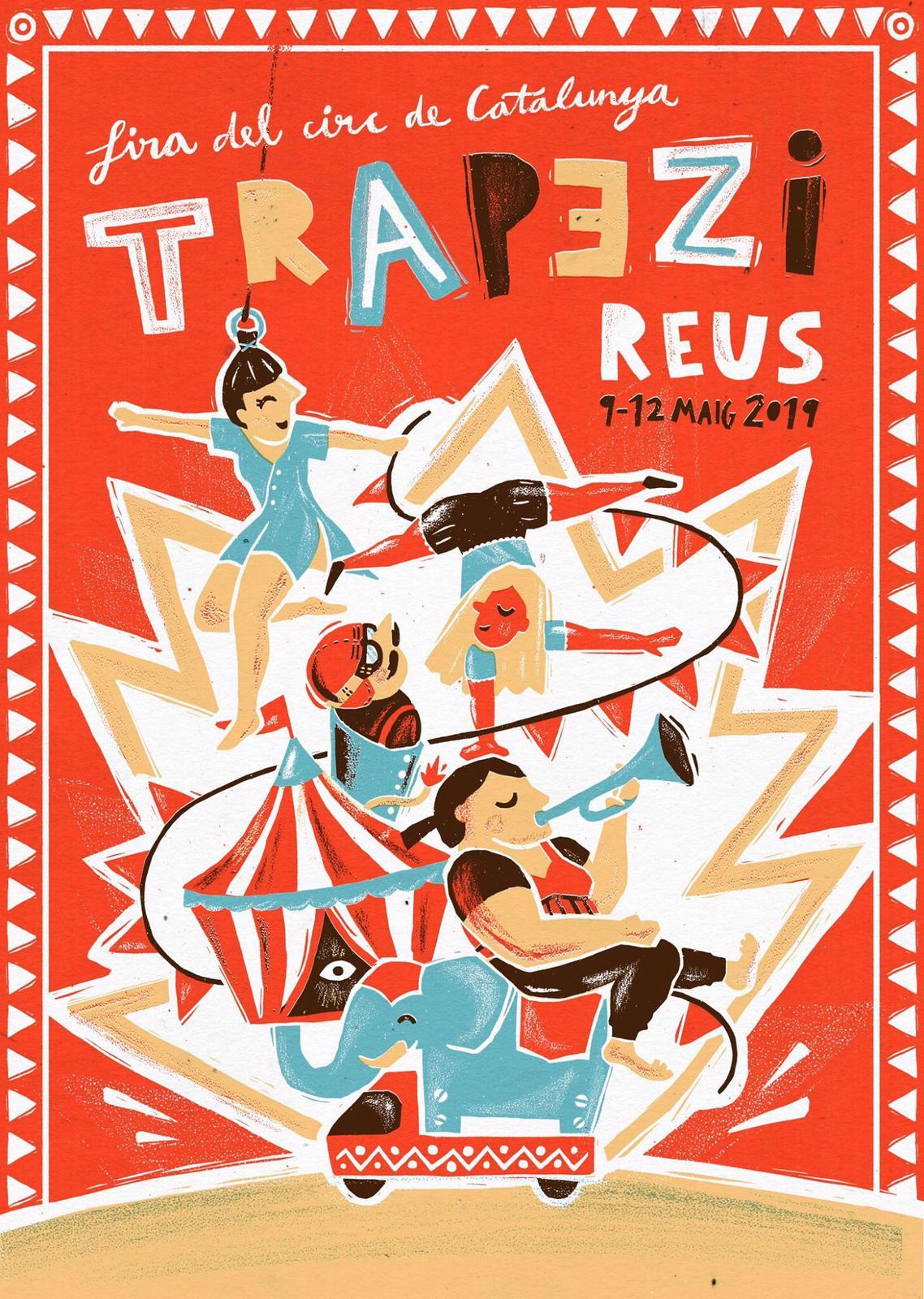 Cartell del Trapezi 2019