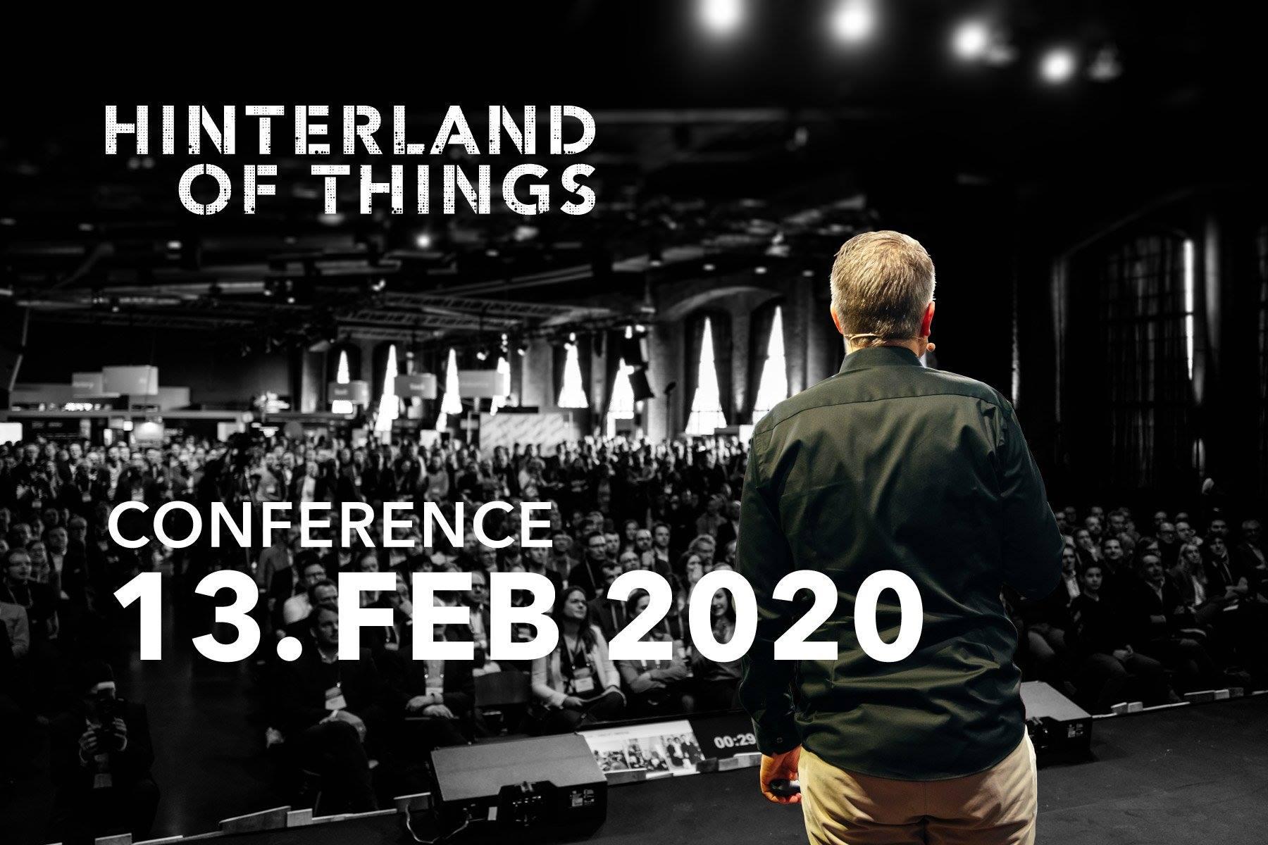 Hinterland of Things